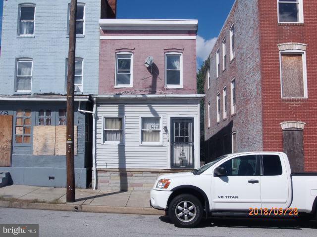 1610 Elmtree Street, BALTIMORE, MD 21226 (#1007758518) :: AJ Team Realty