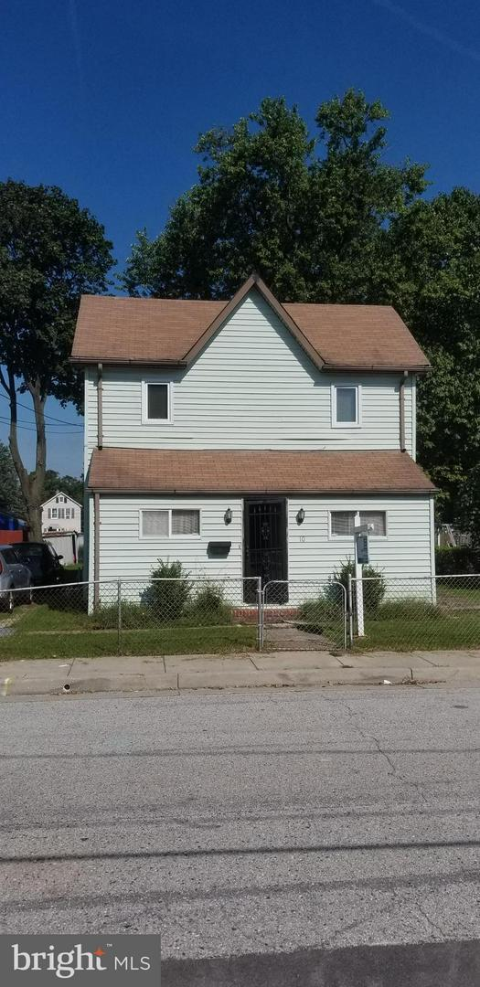 10 Roberts Avenue, BALTIMORE, MD 21228 (#1007810872) :: Wes Peters Group Of Keller Williams Realty Centre