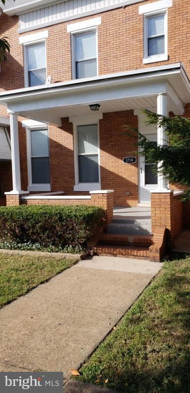 1714 32ND Street, BALTIMORE, MD 21218 (#1008348504) :: The Withrow Group at Long & Foster