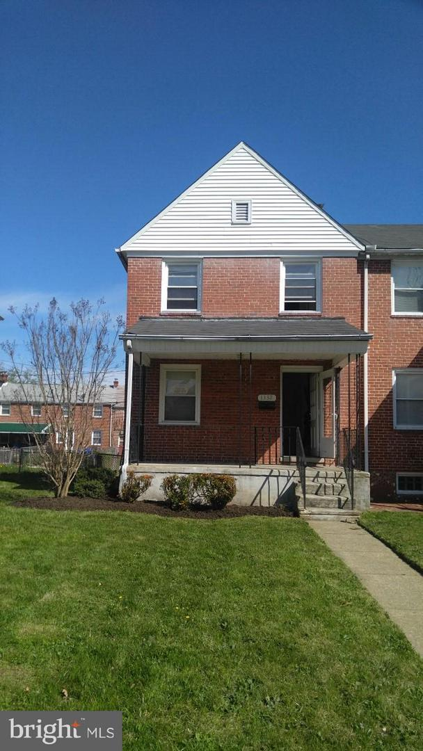 1332 Stonewood Road, BALTIMORE, MD 21239 (#1008361128) :: ExecuHome Realty
