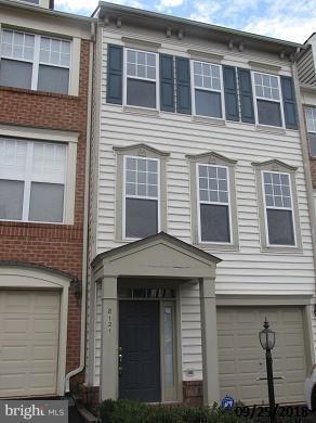 8121 Dove Cottage Court, LORTON, VA 22079 (#1008563238) :: RE/MAX Executives