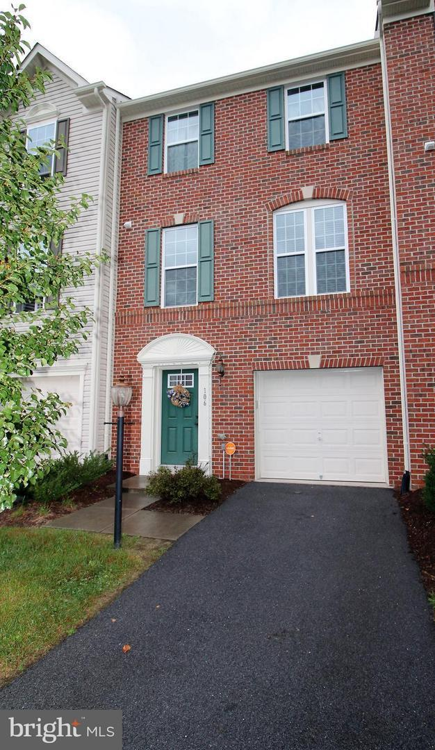 106 Argyle Court, STEPHENSON, VA 22656 (#1008709996) :: Great Falls Great Homes