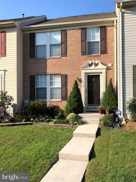 110 Paden Court, FOREST HILL, MD 21050 (#1009094806) :: The Dailey Group