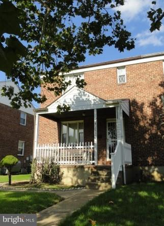 2553 Liberty Parkway, BALTIMORE, MD 21222 (#1009183298) :: AJ Team Realty