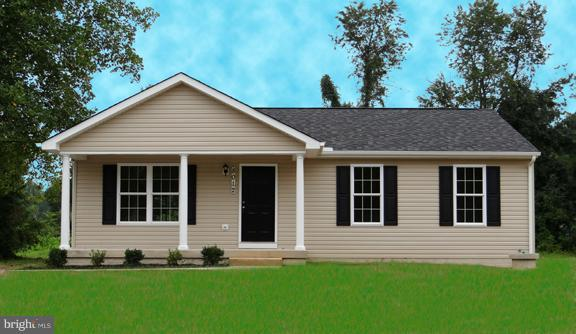 315 Constitution Drive, RUTHER GLEN, VA 22546 (#1009710256) :: Colgan Real Estate
