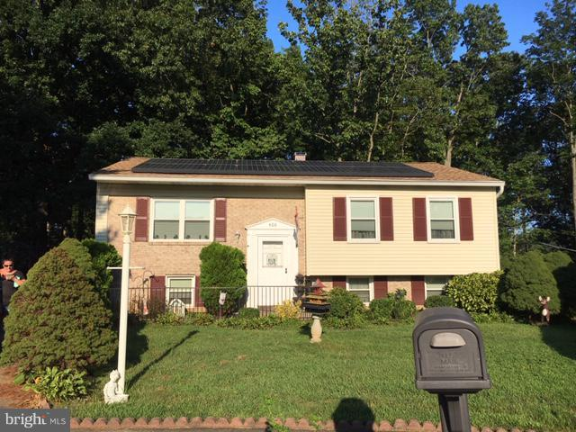 600 Silverbell, EDGEWOOD, MD 21040 (#1009910704) :: Great Falls Great Homes
