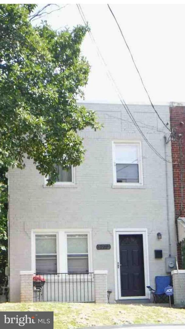 3972 2ND Street SW, WASHINGTON, DC 20032 (#1009928220) :: Circadian Realty Group