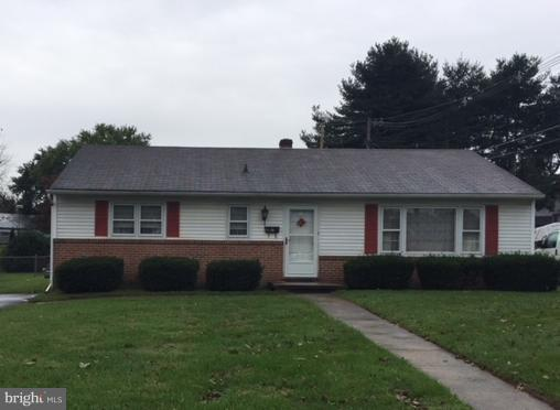 841 Noland Drive, HAGERSTOWN, MD 21740 (#1009933626) :: The Maryland Group of Long & Foster