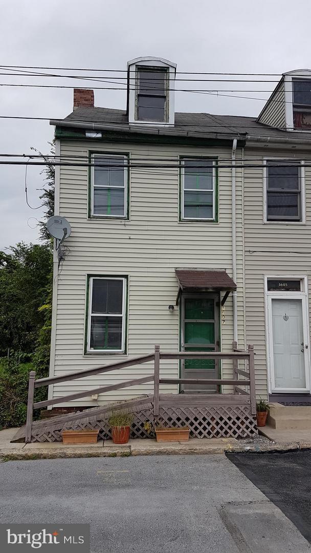1607 Logan Street, HARRISBURG, PA 17102 (#1009934232) :: The Craig Hartranft Team, Berkshire Hathaway Homesale Realty