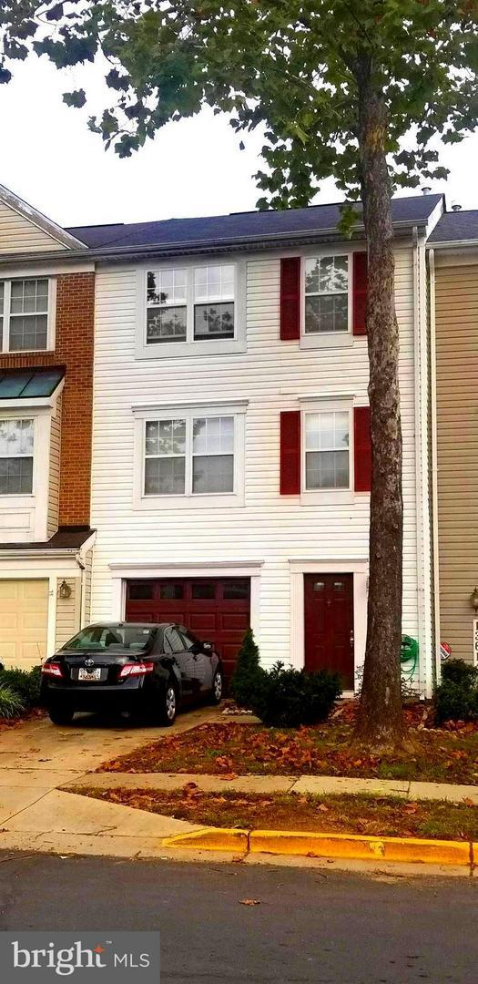 13612 Captain Marbury Lane, UPPER MARLBORO, MD 20772 (#1009949270) :: Great Falls Great Homes