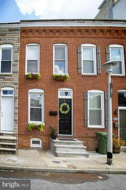 1317 Cooksie Street, BALTIMORE, MD 21230 (#1009949312) :: The Dailey Group