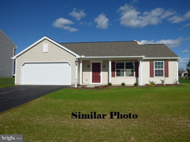 3104 Kiersten Drive, DOVER, PA 17315 (#1009949866) :: Benchmark Real Estate Team of KW Keystone Realty
