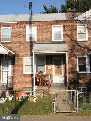 3618 5TH Street, BALTIMORE, MD 21225 (#1009955564) :: The Withrow Group at Long & Foster