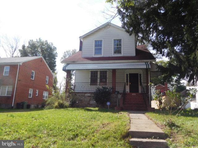 3908 Callaway Avenue, BALTIMORE, MD 21215 (#1009956538) :: The Putnam Group