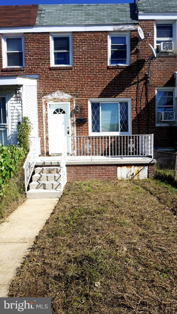 1717 Malvern Street, BALTIMORE, MD 21224 (#1009957322) :: Remax Preferred | Scott Kompa Group
