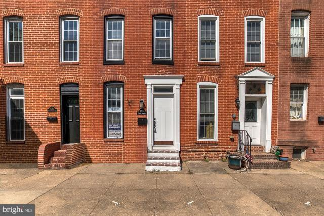 1738 S Charles Street, BALTIMORE, MD 21230 (#1009962362) :: Colgan Real Estate