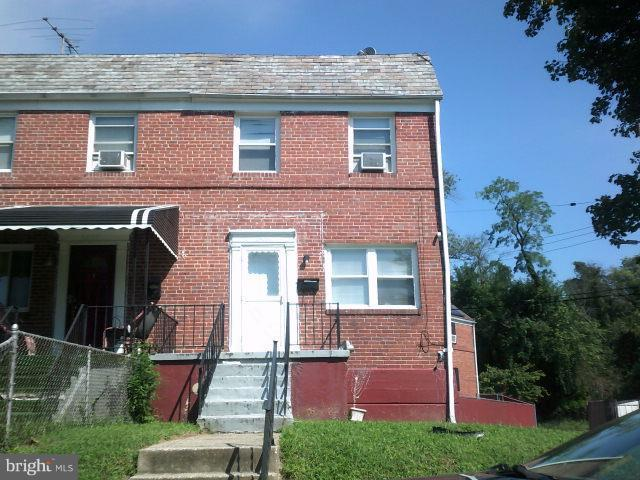 3800 Rokeby Road, BALTIMORE, MD 21229 (#1009962484) :: AJ Team Realty