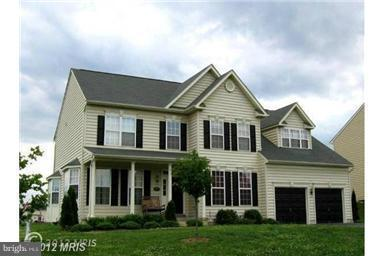 9530 Morning Walk Drive, HAGERSTOWN, MD 21740 (#1009962904) :: The Gus Anthony Team