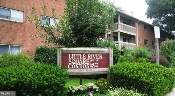 7439 Little River Turnpike #201, ANNANDALE, VA 22003 (#1009963360) :: Jennifer Mack Properties
