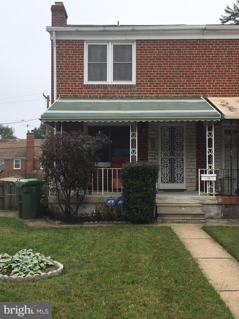 5827 Cedonia Avenue, BALTIMORE, MD 21206 (#1009964524) :: The Miller Team