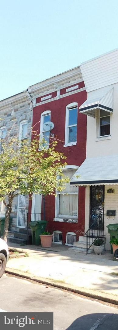 621 N Montford Avenue, BALTIMORE, MD 21205 (#1009970848) :: Great Falls Great Homes