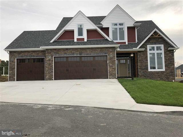 204 Chloe Lane, MORGANTOWN, WV 26508 (#1009979458) :: Great Falls Great Homes