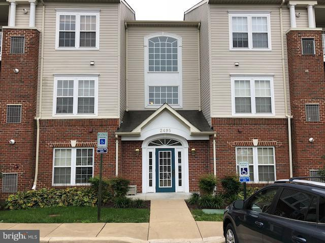 2495 Amber Orchard Court E #201, ODENTON, MD 21113 (#1009980694) :: Bic DeCaro & Associates