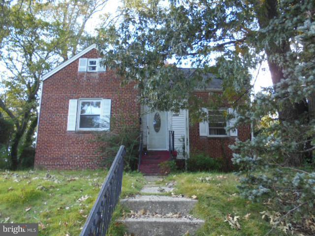 2209 Ramblewood Drive, DISTRICT HEIGHTS, MD 20747 (#1009985664) :: The Riffle Group of Keller Williams Select Realtors