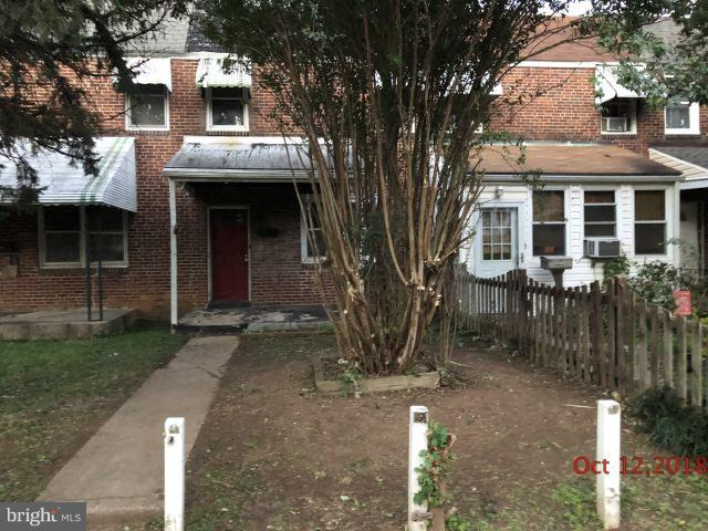 4013 6TH Street, BALTIMORE, MD 21225 (#1009992872) :: Advance Realty Bel Air, Inc