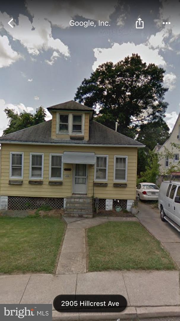 2905 Hillcrest Avenue, BALTIMORE, MD 21234 (#1010003476) :: Colgan Real Estate