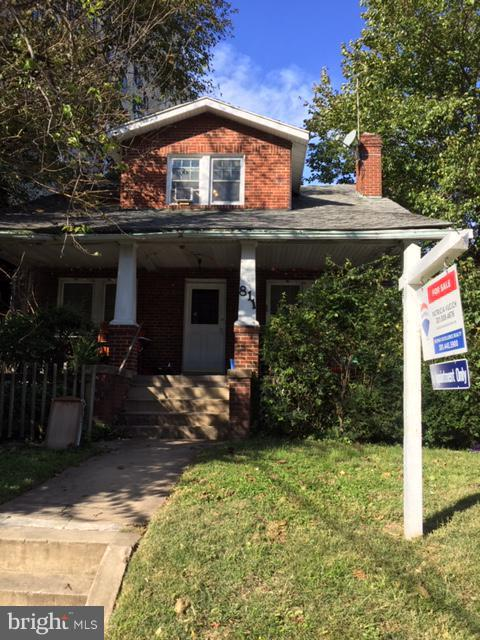 811-NONE KNOWN Thayer Avenue, SILVER SPRING, MD 20910 (#1010009844) :: Great Falls Great Homes