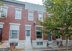 521 N Kenwood Avenue, BALTIMORE, MD 21205 (#1010013004) :: Advance Realty Bel Air, Inc