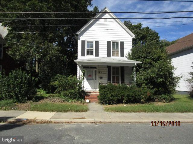 315 Willis Street, CAMBRIDGE, MD 21613 (#MDDO100000) :: Coldwell Banker Chesapeake Real Estate Company