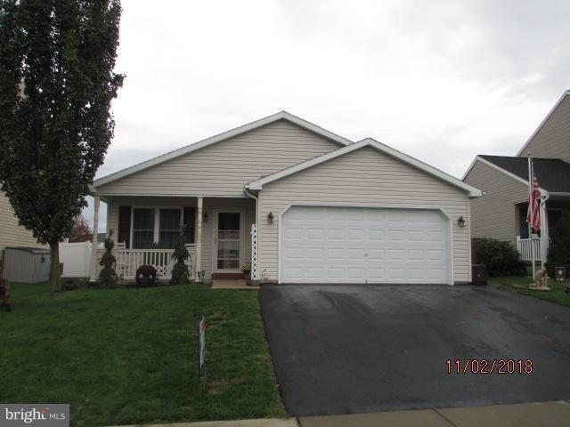 181 Twin Creeks Drive, JONESTOWN, PA 17038 (#PALN100130) :: Benchmark Real Estate Team of KW Keystone Realty