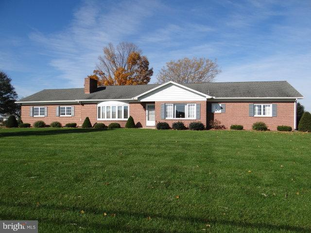 4141 Molly Pitcher, CHAMBERSBURG, PA 17202 (#PAFL100590) :: The Joy Daniels Real Estate Group