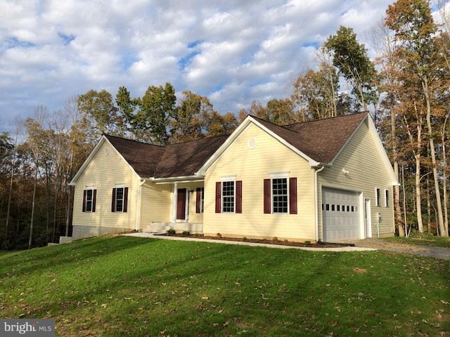LOT 81C Oak Tree Drive Drive, KING GEORGE, VA 22485 (#VAKG100042) :: Great Falls Great Homes