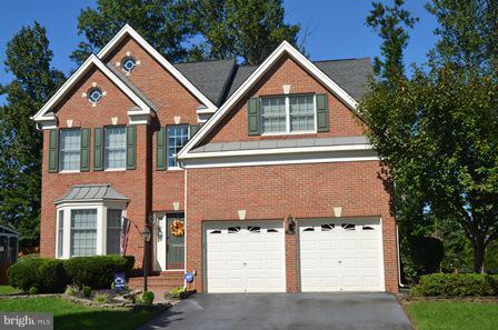 5810 Cranswick Court, HAYMARKET, VA 20169 (#VAPW101024) :: Colgan Real Estate