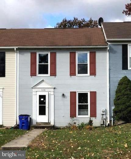 106 Hoff Court, MOUNT AIRY, MD 21771 (#MDCR100316) :: Ultimate Selling Team