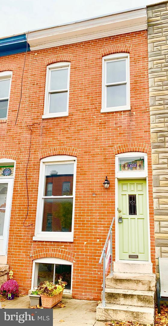 1402 Decatur Street, BALTIMORE, MD 21230 (#MDBA102002) :: SURE Sales Group