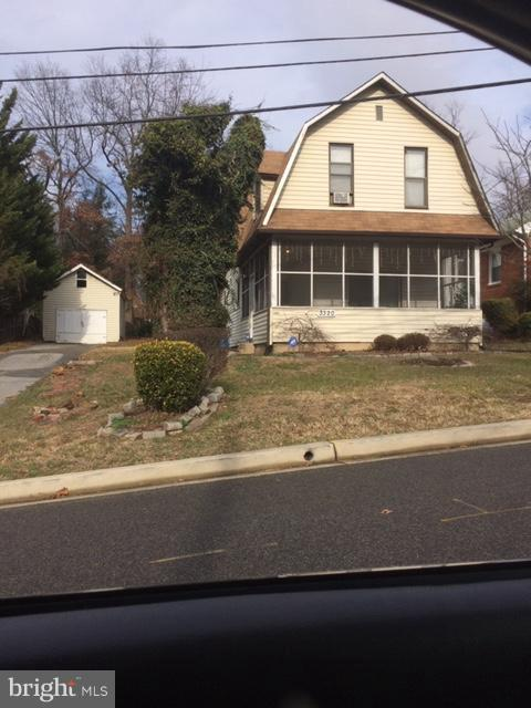 3320 M Street SE, WASHINGTON, DC 20019 (#DCDC102776) :: The Miller Team
