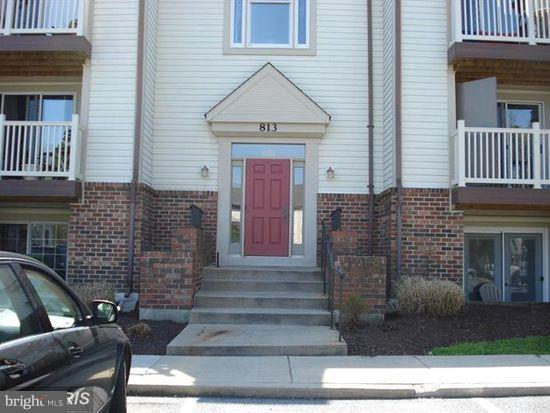 813 Stratford Way H, FREDERICK, MD 21701 (#MDFR100916) :: Colgan Real Estate