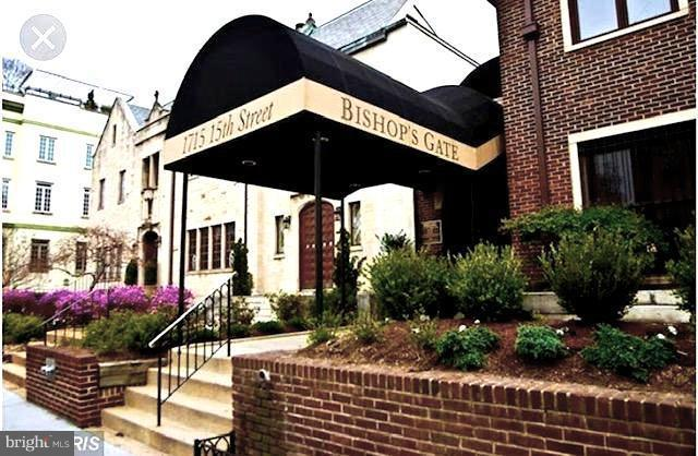 1715 15TH Street NW #8, WASHINGTON, DC 20009 (#DCDC103038) :: Eng Garcia Grant & Co.
