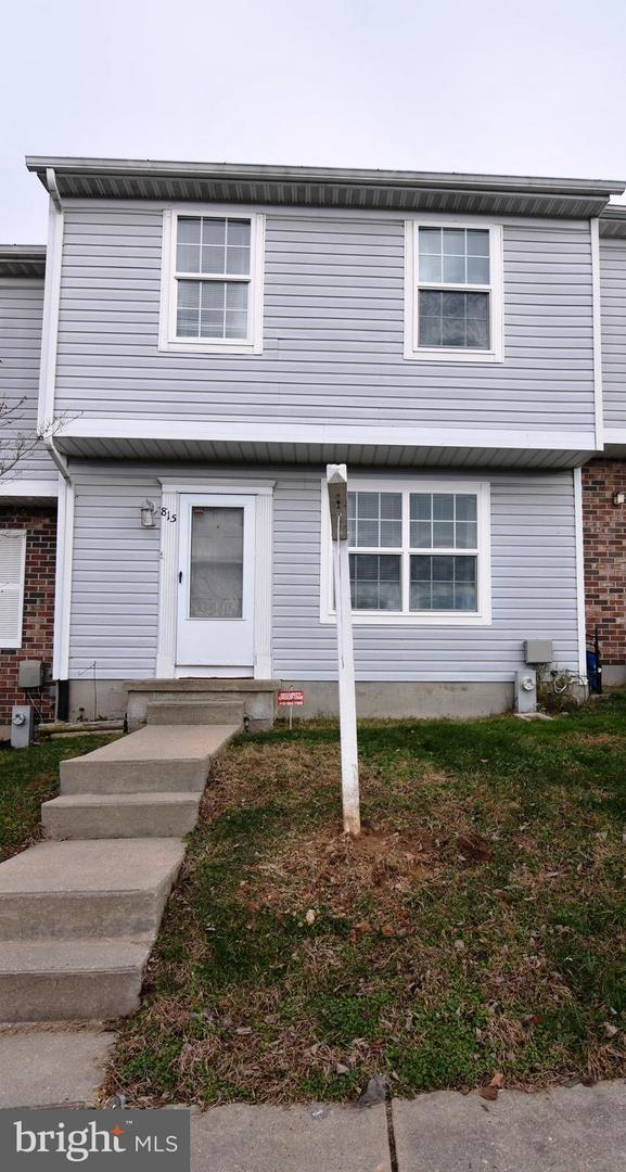 815 Olive Branch Court, EDGEWOOD, MD 21040 (#MDHR100636) :: Advance Realty Bel Air, Inc