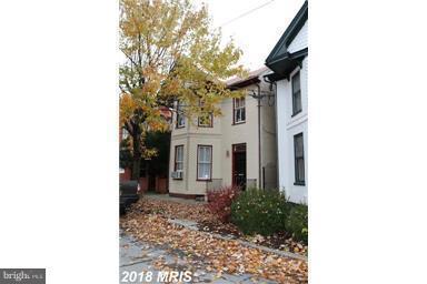 306 W Burke Street, MARTINSBURG, WV 25401 (#WVBE100380) :: Hill Crest Realty
