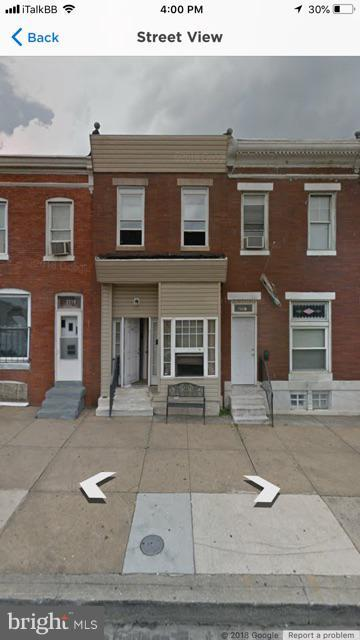2556 Wilkens Avenue, BALTIMORE, MD 21223 (#MDBA118738) :: CENTURY 21 Core Partners