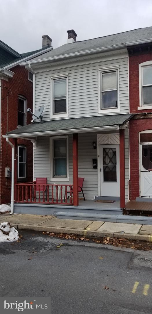 339 E Guilford Street, LEBANON, PA 17046 (#PALN101066) :: Benchmark Real Estate Team of KW Keystone Realty