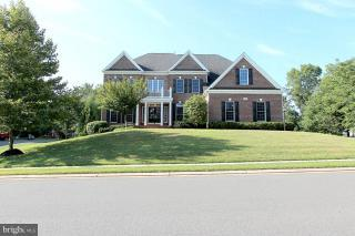 5797 Gilesburg Drive, HAYMARKET, VA 20169 (#VAPW130530) :: The Gus Anthony Team