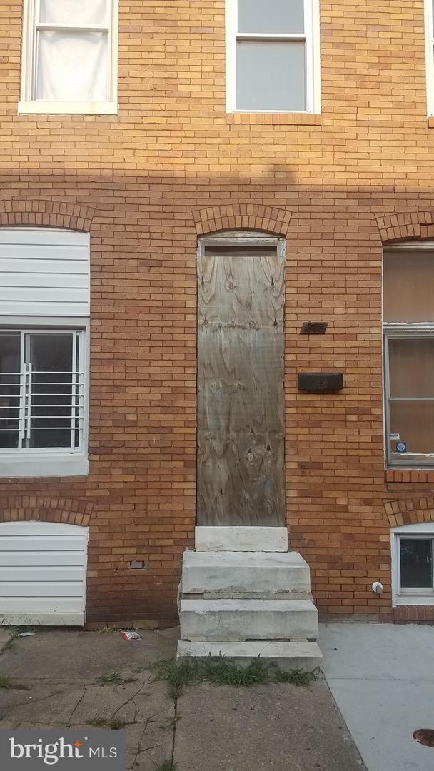 815 N Curley Street, BALTIMORE, MD 21205 (#MDBA192390) :: Keller Williams Pat Hiban Real Estate Group