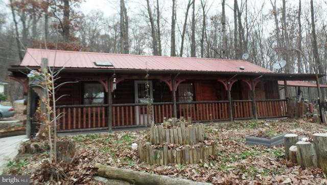 92 Wilderness Lane, RIDGELEY, WV 26753 (#WVMI103374) :: Colgan Real Estate