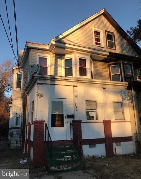 612-616 Riverside Avenue, TRENTON, NJ 08618 (#NJME186996) :: Keller Williams Realty - Matt Fetick Team